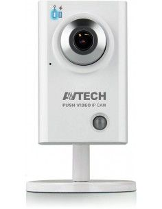 AVTECH - caméra IP AVN801 Push video 1.3 MP, PIR
