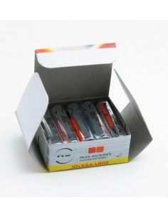Enix - Boite 10 piles Alcaline AAA NX 1,5V 1,46A