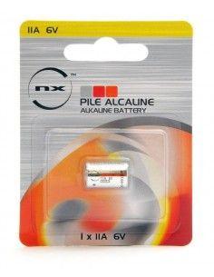 Enix - Pile alcaline blister 11A NX 6V 38mAh