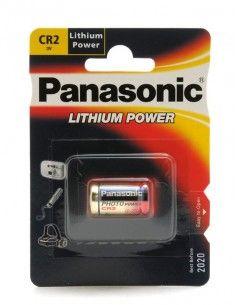 Enix - Pile lithium blister CR2 bl1 3V 750mAh