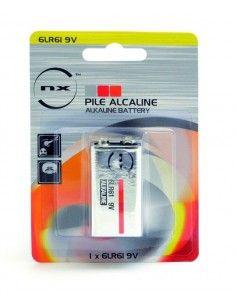 Enix - Pile alcaline blister 6LR61 9V
