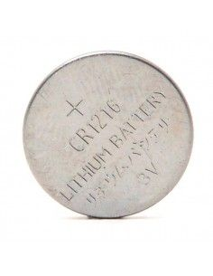 Enix - Piles bouton lithium CR1216 3V 28mAh