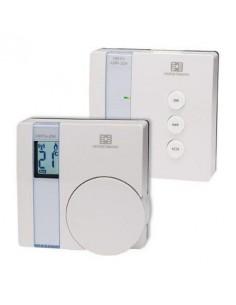 Thermostat mural avec LCD + Actionneur ZWave - Horstmann