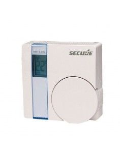 Secure - Thermostat SRT321 avec écran LCD Z-WAVE