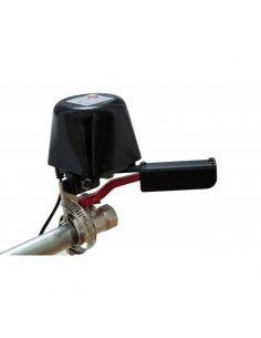 Popp - Vanne motorisée Z-Wave+ pour ouverture/fermeture de conduites de gaz/eau (POPE009501)