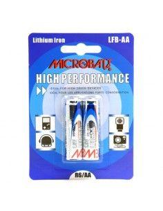 Enix - Pile lithium AA L91 1.5V 2700mAh