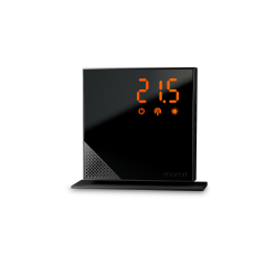 Momit - Thermostat Home supplémentaire (Pure Black)