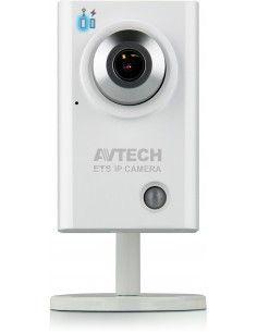 AVTECH - caméra IP AVM302 1.3 MP POE, PIR, SD, External I/O