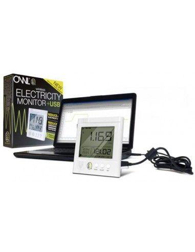 OWL + USB - Enregistreur de consommation CM160