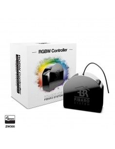 FIBARO - Contrôleur RGBW Z-Wave FGRGB-101 (FIBARO RGBW)
