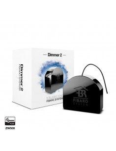FIBARO - Mikromodul Universaldimmer Z-Wave Plus FGD-212 Dimmer 2 (FIBARO Dimmer 2)