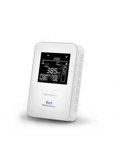 MCOHome - Z-Wave+ PM2.5 Sensor Air Quality Monitor with temperature and humidity
