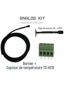 GCE Electronics - Kit température pour carte relais ethernet IPX-800 (2mètres)