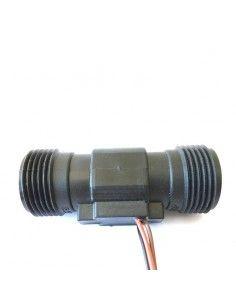 "GreenIQ - Débitmètre pour tuyauterie 3/4"""