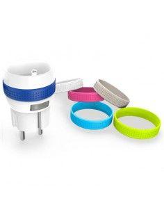 NodOn - Prise Z-wave+ avec mesure d'énergie Micro Smart Plug (prise FR)