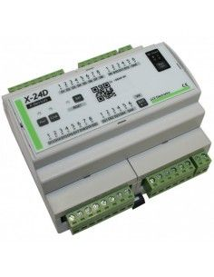 GCE Electronics - X-24D extension for IPX800 V4