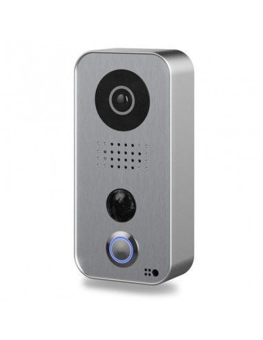 Doorbird - Portier vidéo connecté D101S (Silver Edition)