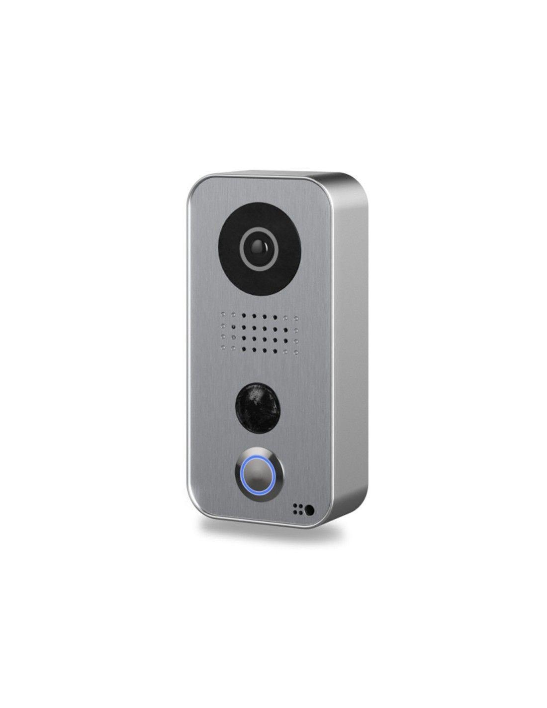 Doorbird portier vid o connect d101s silver edition - Portier video connecte ...