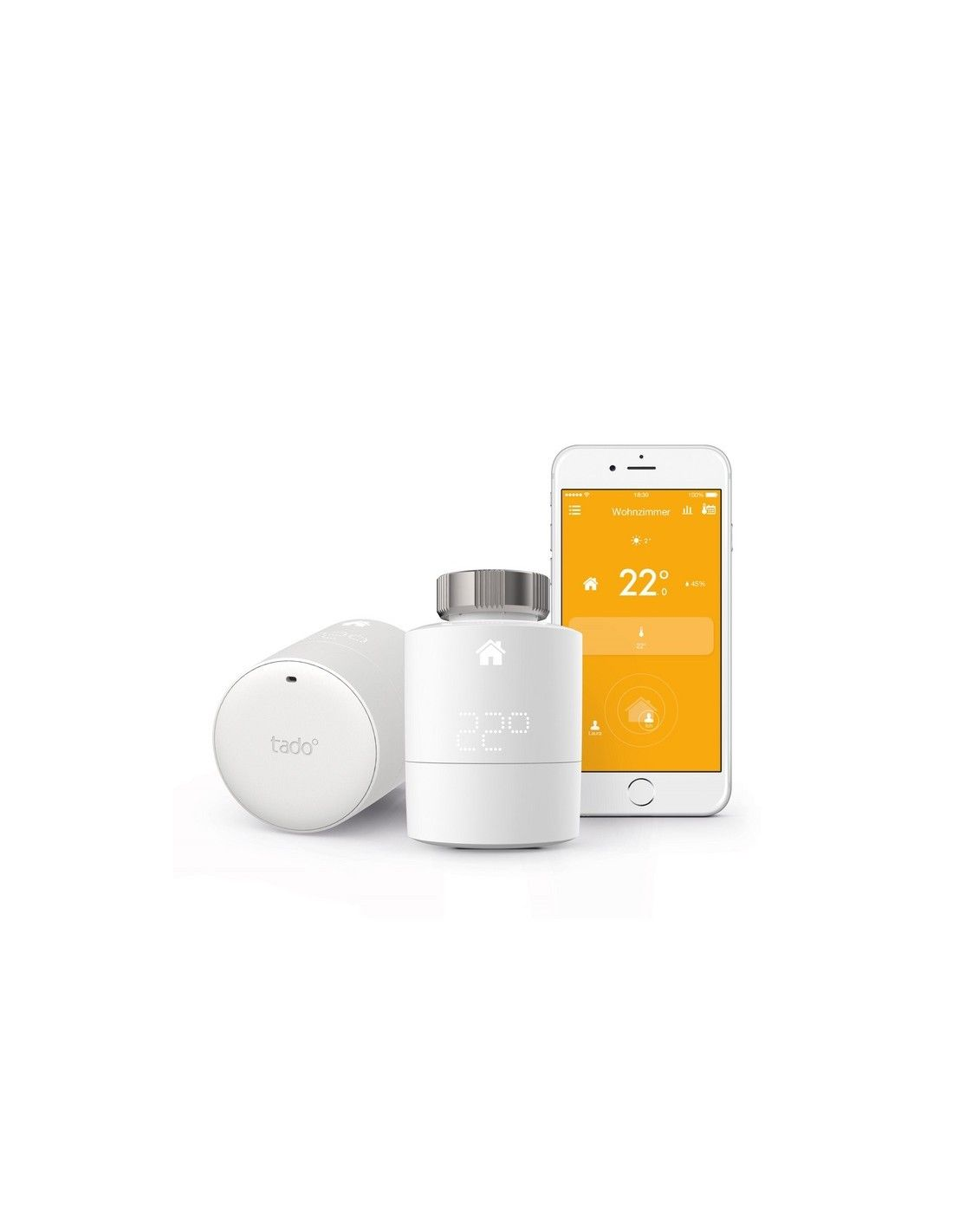 Tado Smart Radiator Thermostat V3 Ch