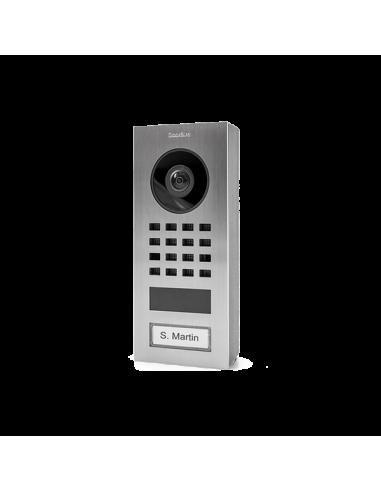 Doorbird-Acier inoxydable BADGE en BRONZE Optique en Blanc